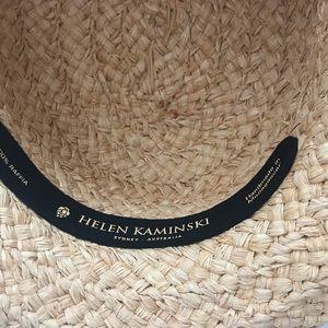 Helen Kaminsk rafia hat